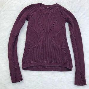 LULULEMON the sweater the better sweater